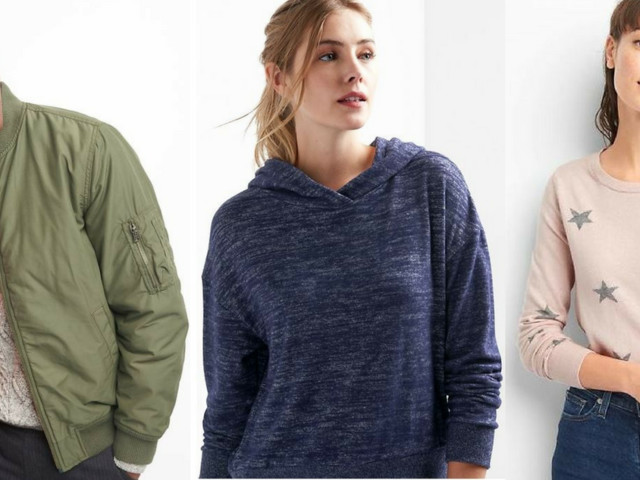Gap Coupon Code   50% off Everything!