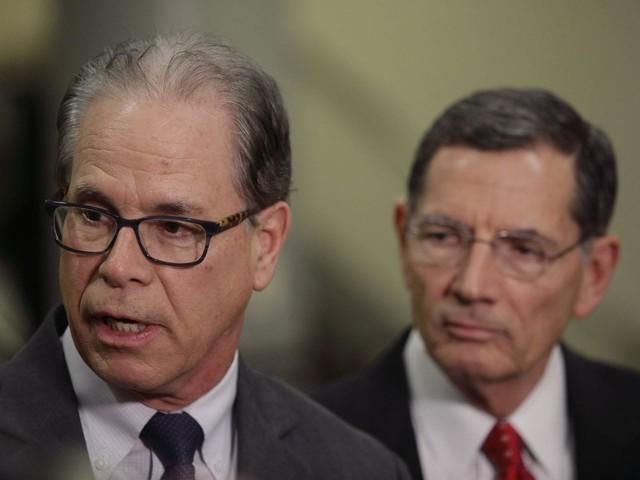 Senate Republicans seize on Dershowitz argument, say Trump's actions aren't impeachable