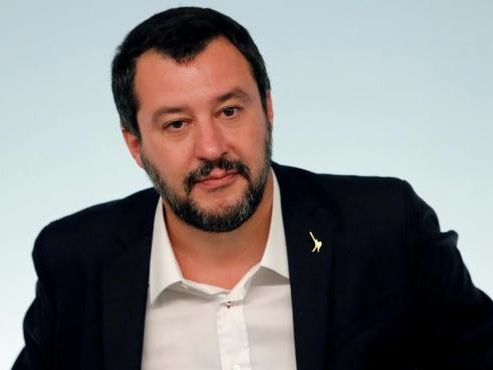 Salvini Threatens To Collapse Italy's Government If Deficit Target Is Changed
