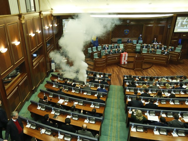 The Latest: EU hails Kosovo vote as 'real achievement'