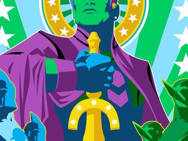 Hail The Emperor - Empyre