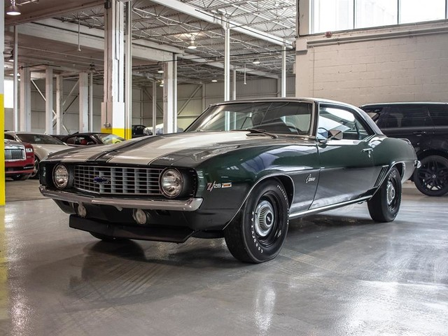 "1969 Chevrolet Camaro ""PRICED IN CANADIAN DOLLARS"""
