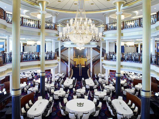 A look back at 50 years of Royal Caribbean dining with Linken D'Souza