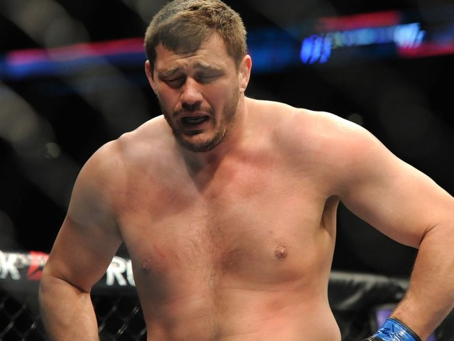 Mitrione 'sure as hell' wants Bader to leave heavyweight division