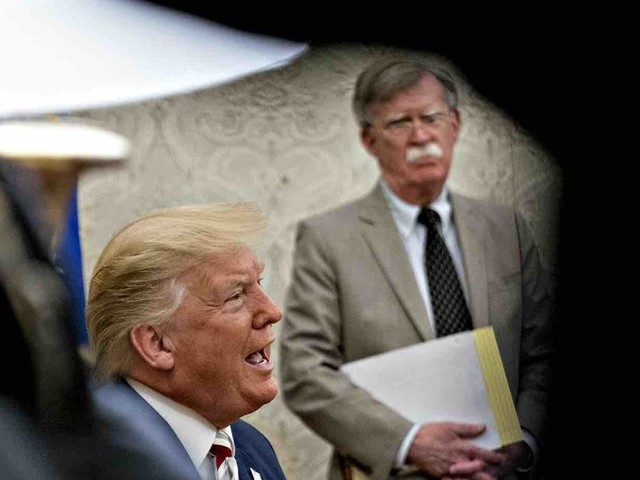 LIVE VIDEO: Day 3 for President Trump's defense team to take down impeachment charges as Bolton's claims loom large