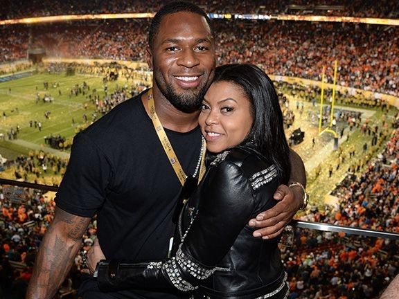 Taraji P. Henson Confirms Relationship With Former NFL Star: 'It Finally Happened For Me'
