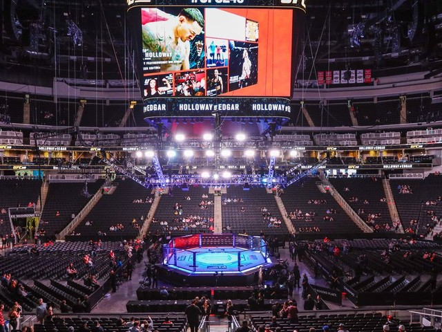 Zuffa Finances: The economics of a UFC event