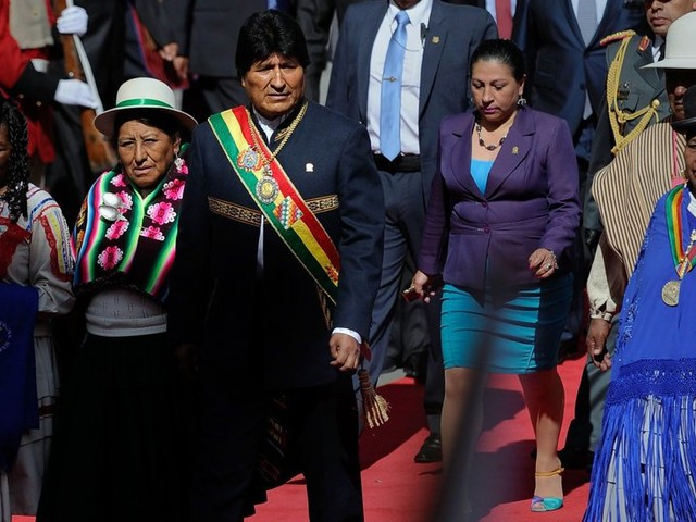 Bolivia Tells President His Time Is Up. He Isn't Listening.