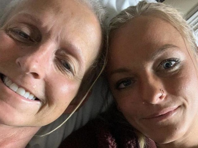 Look: Mackenzie McKee mourns mom Angie Douthit's death