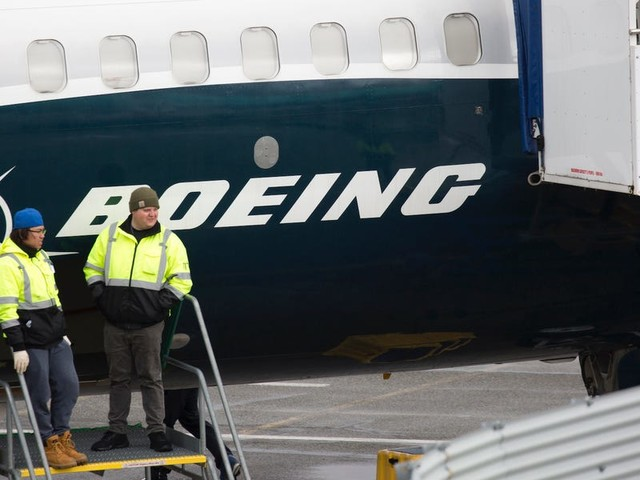 Workers who build parts for the 737 Max are getting laid off and having their hours cut as the worldwide grounding rips through Boeing's contractor network (BA, SPR)