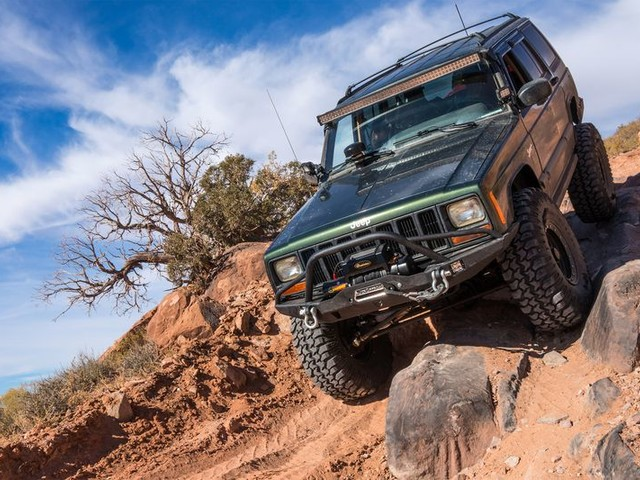 25 Great Places for Off-Roading Adventures in the U.S. and Canada
