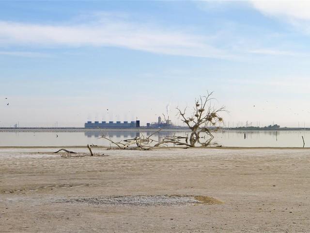 Salton Sea Heads Toward Making Area Unlivable