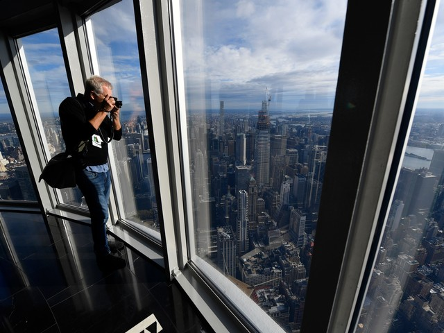 Sneak peek: See the Empire State Building's renovated 102nd floor observatory