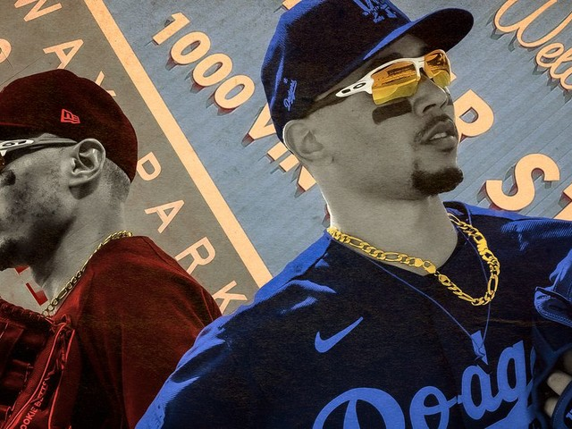 The Mookie Betts Deal Is a Triumph of the Dodger Blueprint