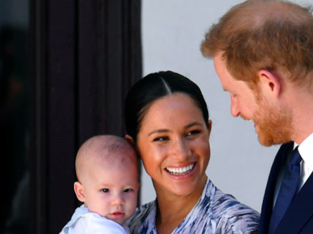 Prince Harry Insisted on One Thing Before Hiring Baby Archie's Nanny