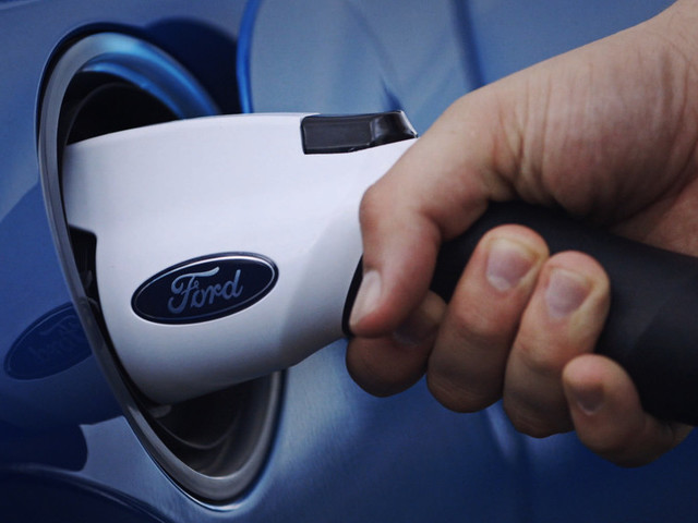 Ford is throwing $11 billion at its electric car problem