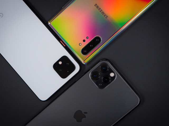 Best phone cameras of 2019