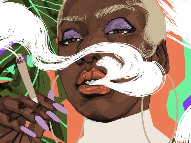 How Cannabis Is Sparking Collective Healing For Black Women