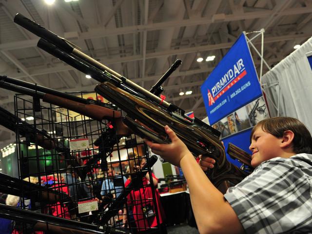 National Rifle Association Drops 'Jane Doe' Appeal In Florida Gun Lawsuit