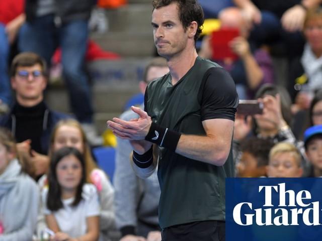 Andy Murray battles past Ugo Humbert to reach European Open final