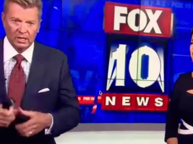 Local Fox anchor caught on video dropping f-bomb as she apparently blasts station execs for asking her to hide her presence on conservative social media site