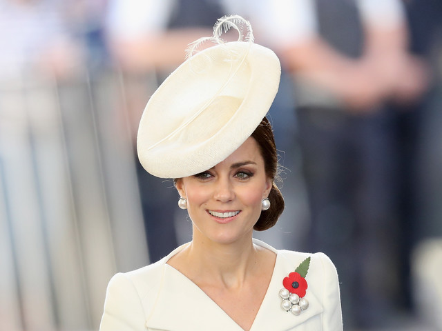 "Kate Middleton NOT ""Miserable With Work Due To Morning Sickness,"" Despite Report"