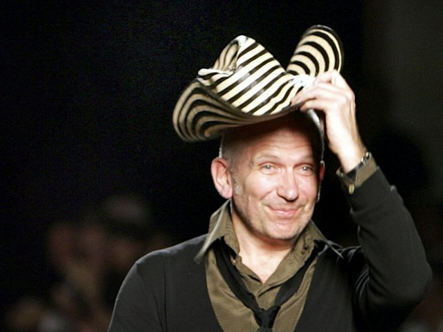 Gaultier bids the runway adieu on final day of couture