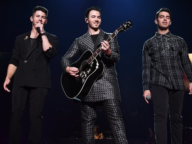The Jonas Brothers Are Heading to Las Vegas For Their Very Own Residency!
