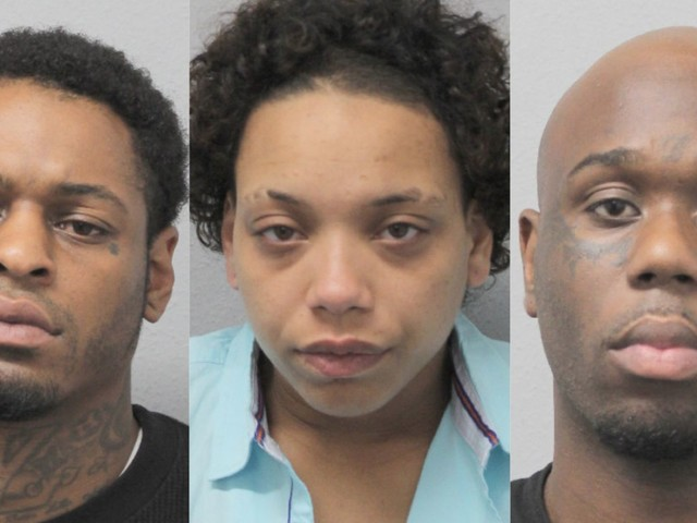 Trio accused of 7 Walgreens robberies throughout Houston area, deputies say