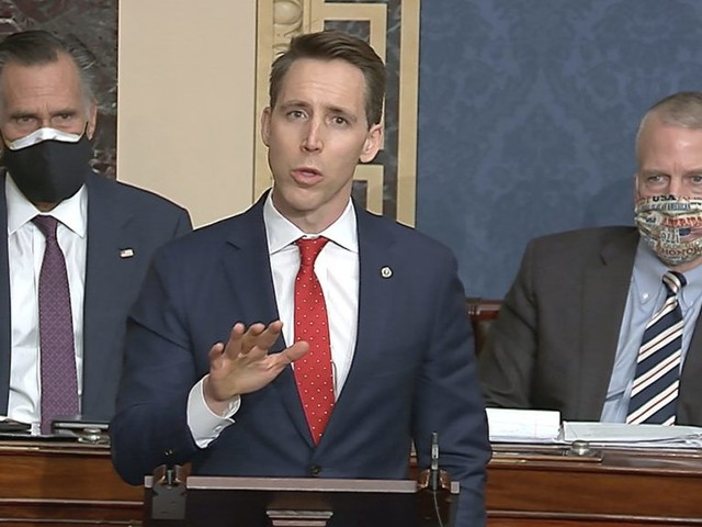 Sen. Josh Hawley Book Dropped By Simon & Schuster Lands At Conservative Regnery Publishing