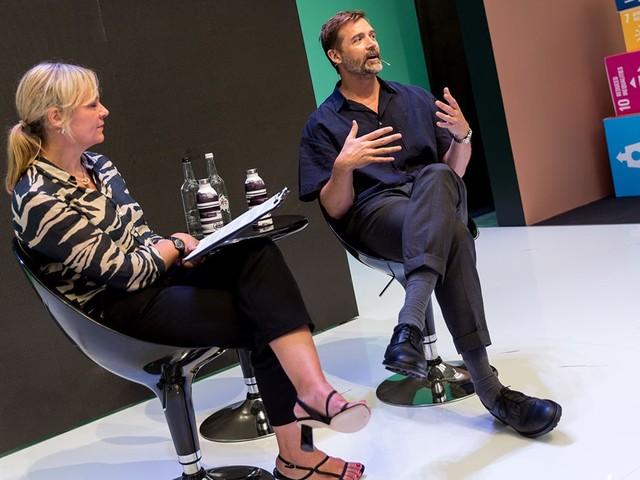 Savile Row designer Patrick Grant on embracing slow and local fashion