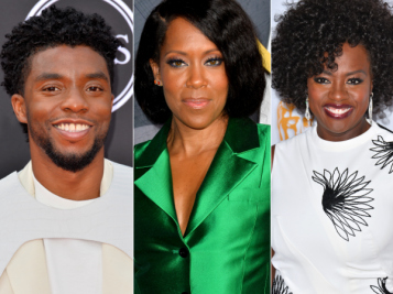 Chadwick, Regina King, Viola & More Nab Golden Globes Nominations + Every Black-Led Film, Spike Lee, Michaela Coel & Zendaya SNUBBED