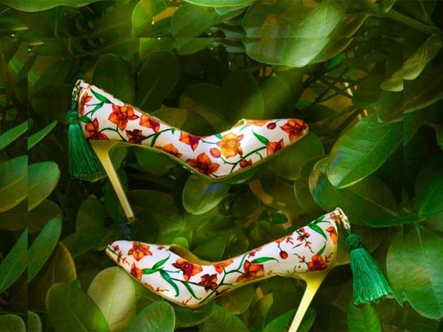 Veerah moves forward with eco-conscious women's shoes
