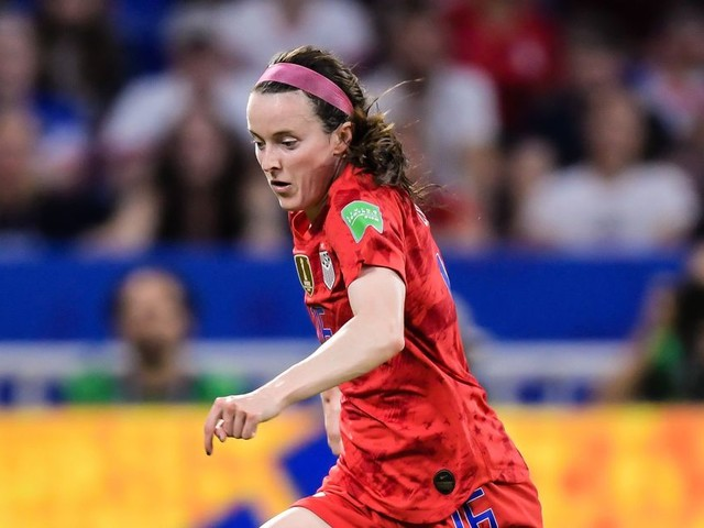 Win or lose the World Cup final, Rose Lavelle is the future of the USWNT
