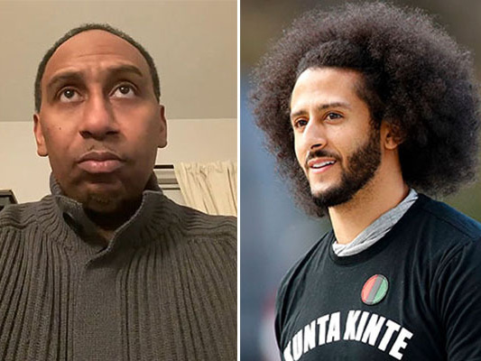"ESPN's Stephen A. Smith Slams Colin Kaepernick: ""He Wants To Be A Martyr"""