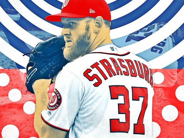 Stephen Strasburg Is Finally Pitching Like the Ace He Was Supposed to Be. You Just Might Not Be Able to Tell.
