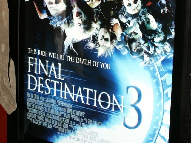 New Line is reviving Final Destination, from the guys who brought you Saws 4, 5, 6, and 7