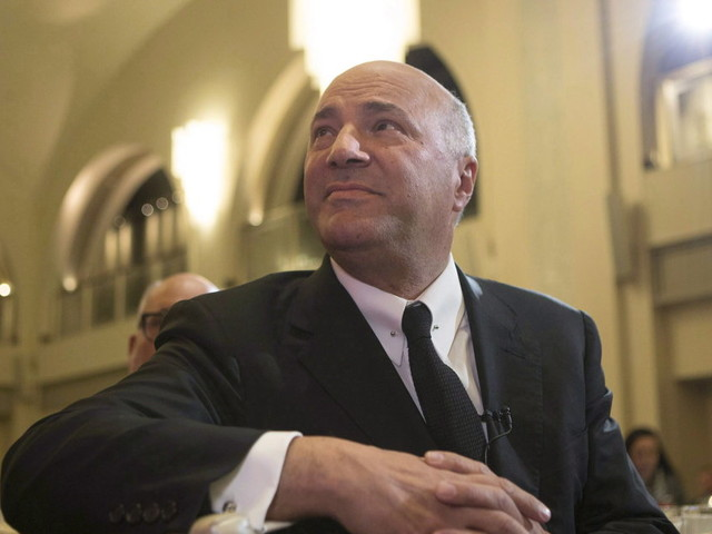 Kevin O'Leary Taps 'Sharks' To Help Pay Back Tory Leadership Debt