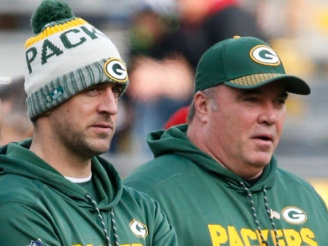 NFL: Panthers prepare for Aaron Rodgers