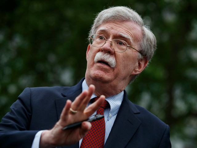 John Bolton and publisher deny 'coordination' of book manuscript leak