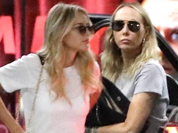Miley Cyrus Spotted With Kaitlynn Carter and Mom Tish as Liam Hemsworth Remains in Australia