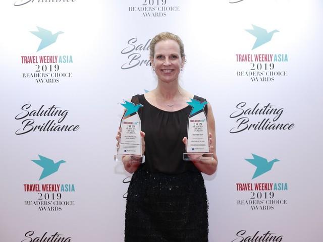 Royal Caribbean wins two awards at Travel Weekly Asia 2019 Readers' Choice Awards