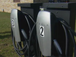 Green Motoring: West Virginia Electric Charging Stations