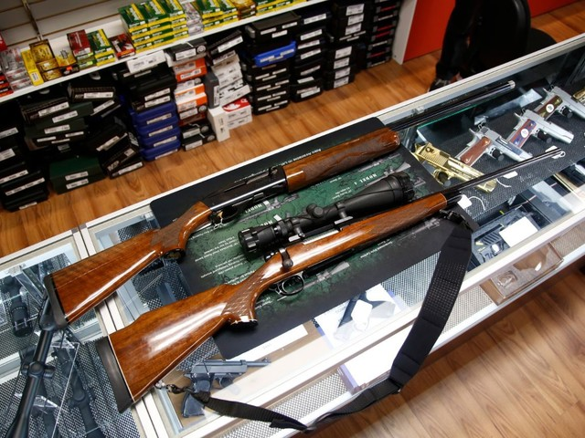 Mexican Government Takes Aim At US Gun Manufacturers, Sues Over Toll Of Arms Trafficking