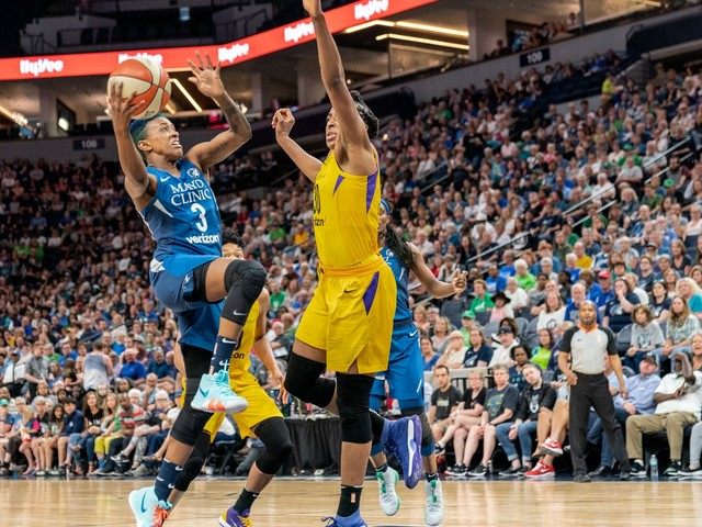 LA Sparks star Nneka Ogwumike on new WNBA contract and fighting for women in the workplace