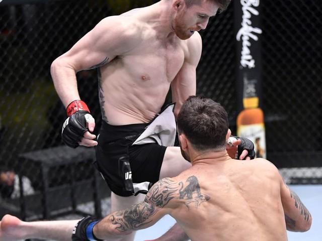 UFC Vegas 32: Sandhagen vs. Dillashaw fight card