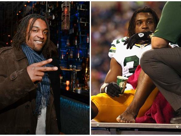 Cedric Benson's Family: 5 Fast Facts You Need to Know