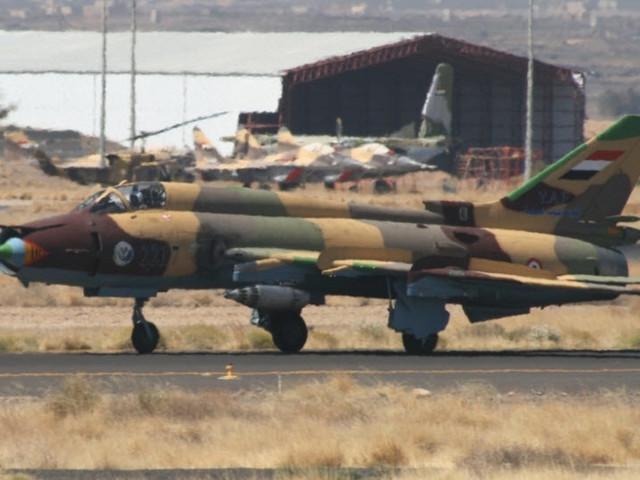U.S-Led Coalition Shoots Down Syrian Warplane
