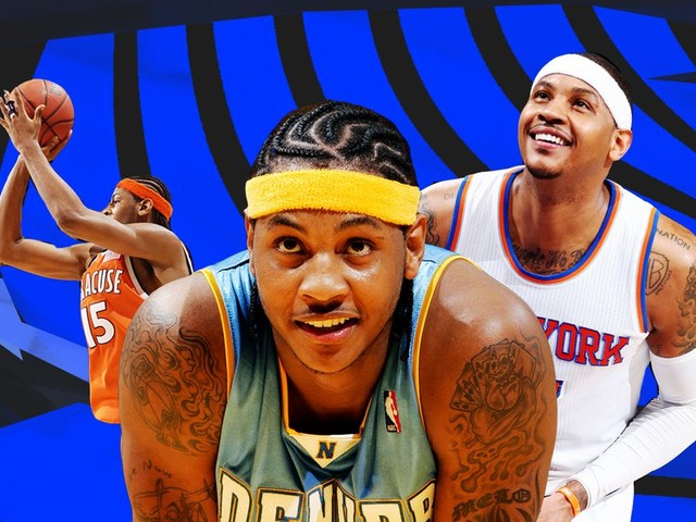 Carmelo Anthony's greatest chapters, ranked