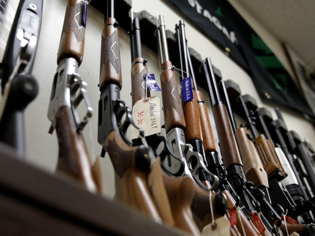 Texas is not putting up with gun shops being closed